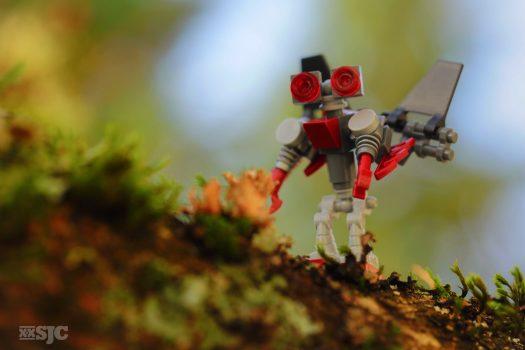 Exploring (robot courtesy of Gordon)