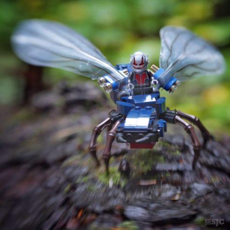 Ant Man - lensbaby