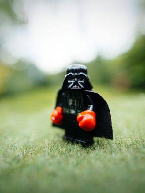 VaderBoxingGloves