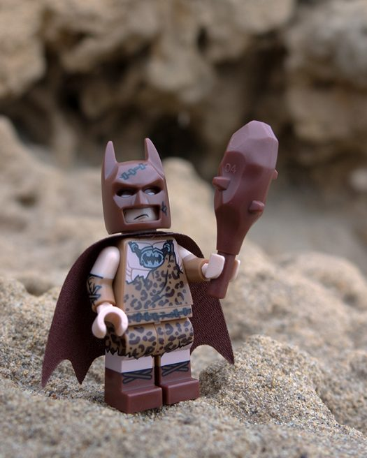 Clan of the Cave Batman