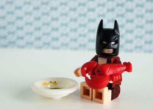 Lobster-Lovin' Batman