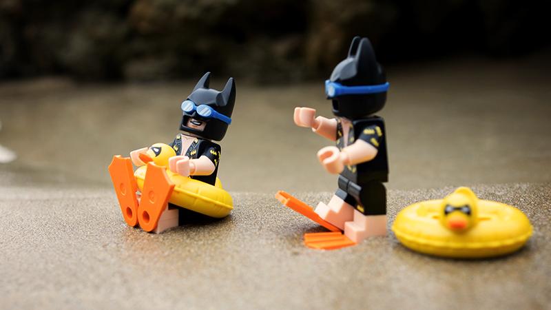 Vacation Batman
