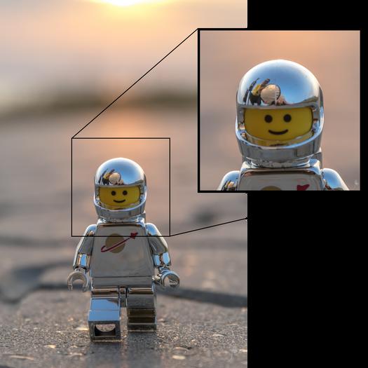 Spacesuit selfie