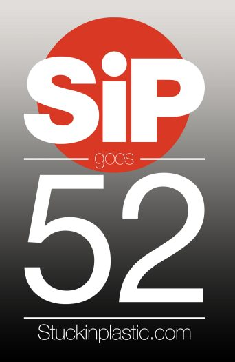 My own logo for my SiPgoes52 project ;-)